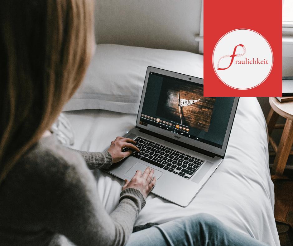 Fraulichkeit Zyklus Coaching Online 1:1