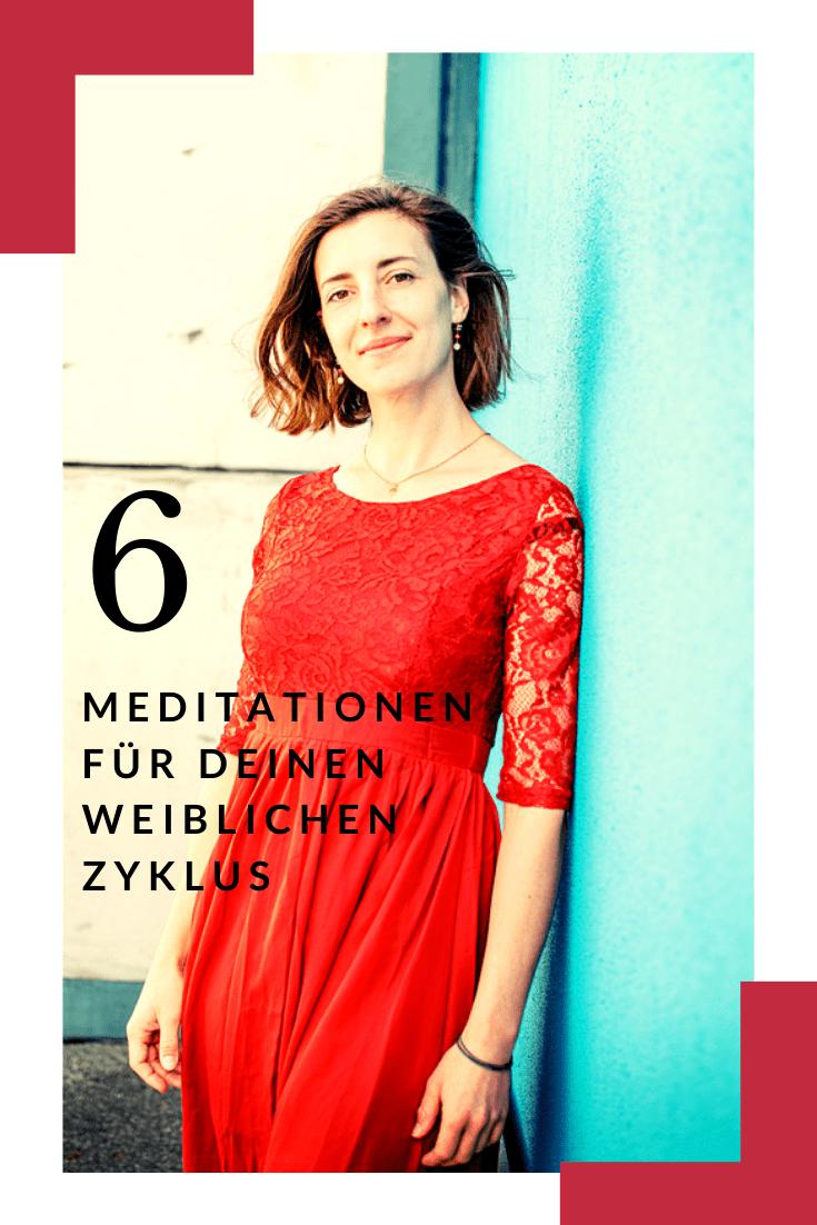 Fraulichkeit Album Meditationen Traumreise weiblicher Zyklus innere Jahreszeiten Fruchtbarkeit Menstruationsbeschwerden